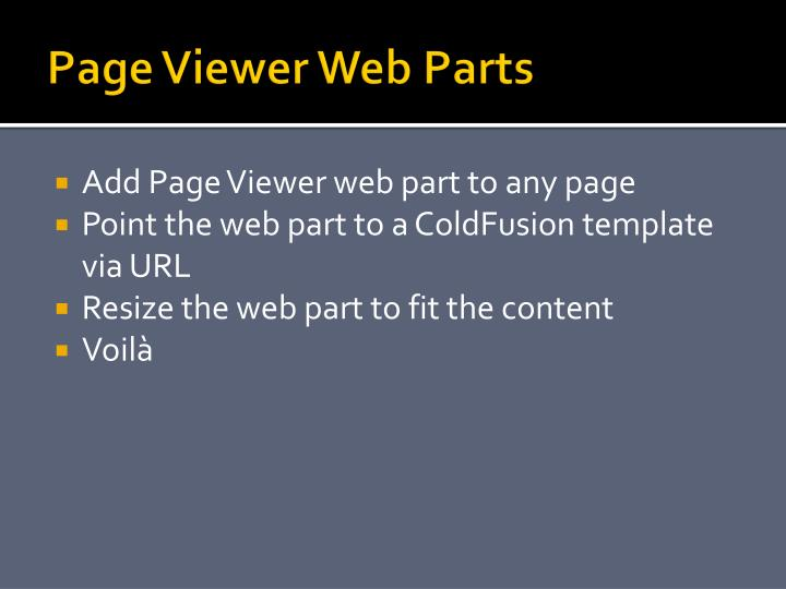 Page Viewer