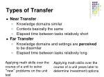 types of transfer3