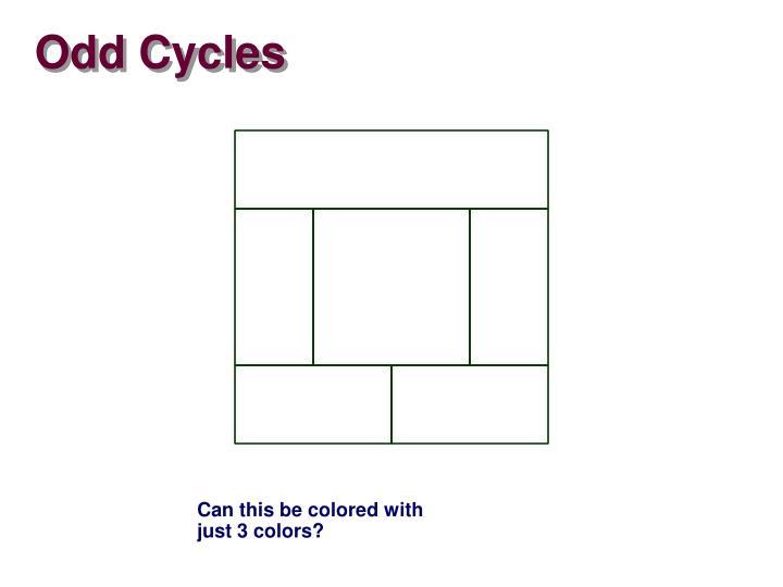 Odd Cycles
