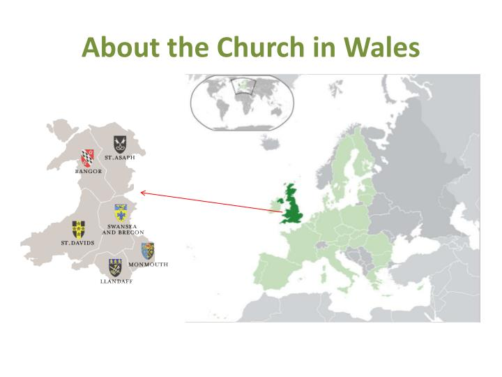 About the church in wales