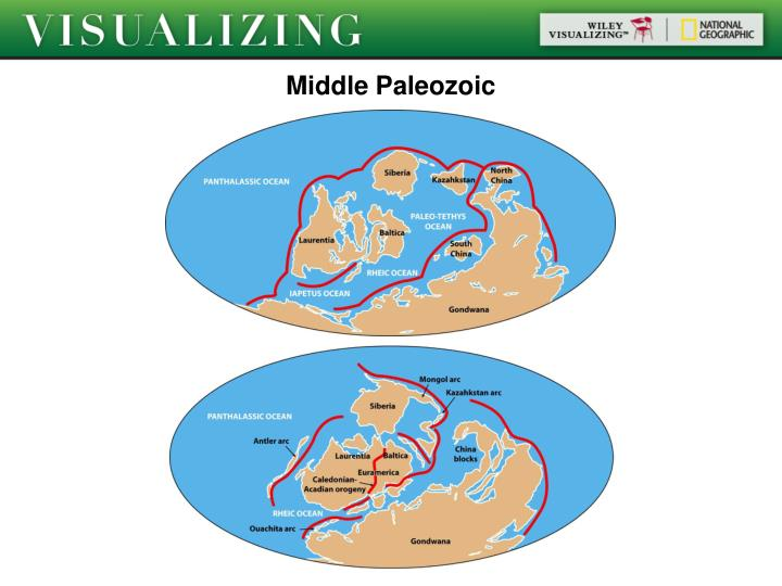 Middle Paleozoic