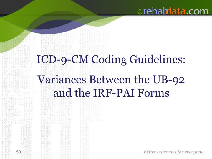 ICD-9-CM Coding Guidelines: