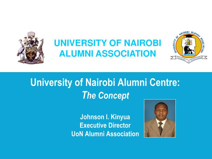 University of Nairobi Alumni Centre: