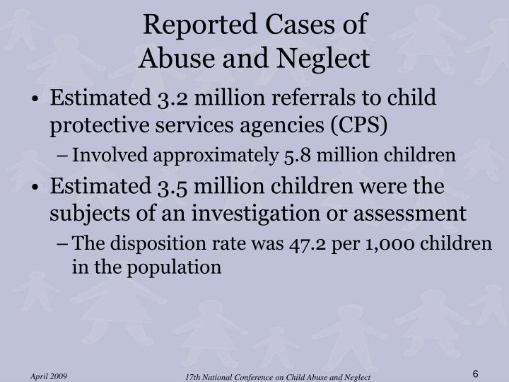 Reported Cases of