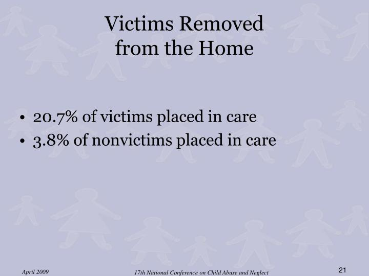 Victims Removed
