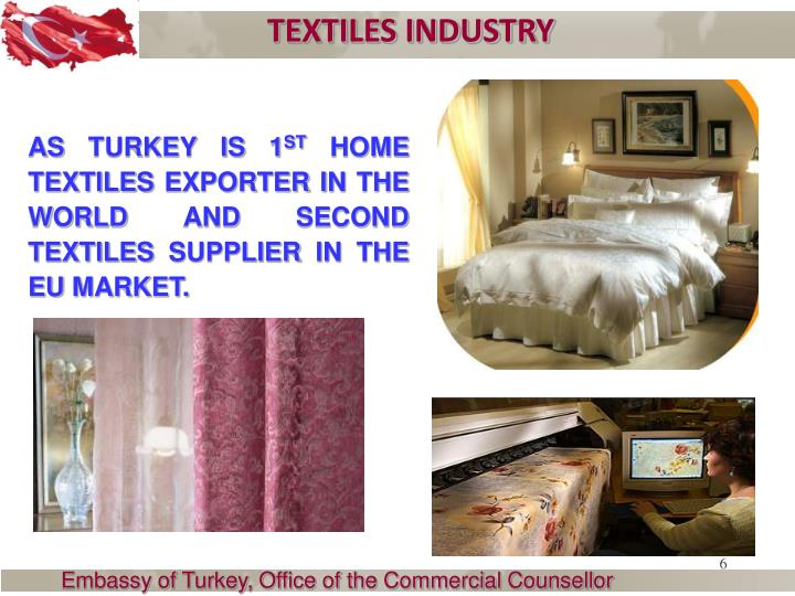 TEXTILES INDUSTRY
