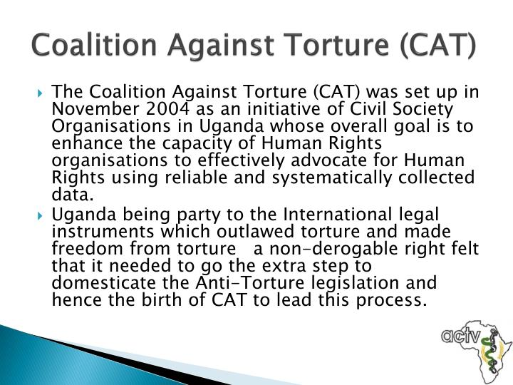 Coalition Against Torture (CAT)