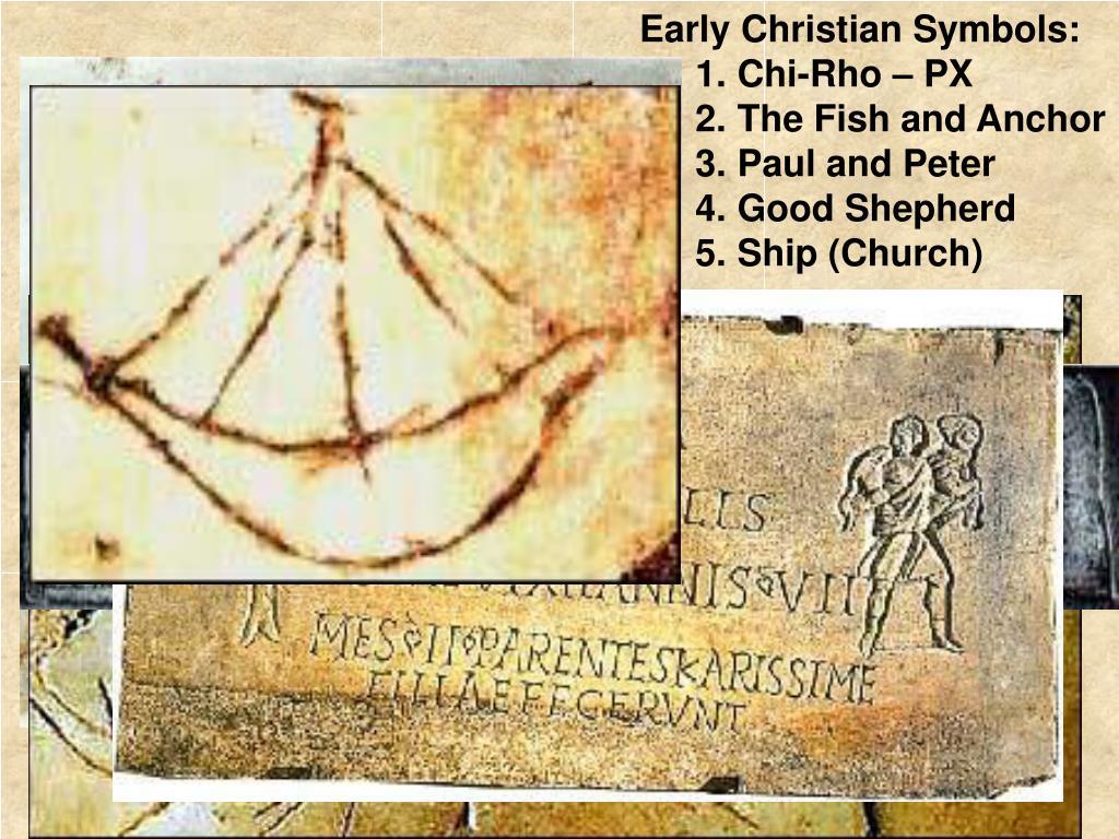 Early Christian Symbols: