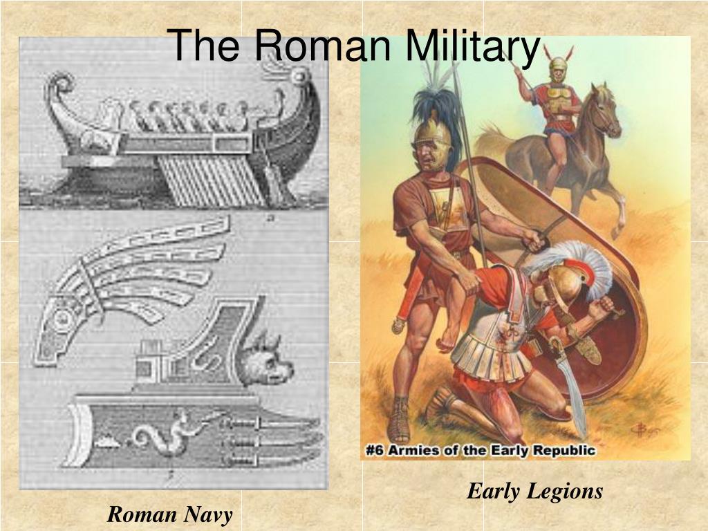 The Roman Military