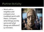 partner activity1