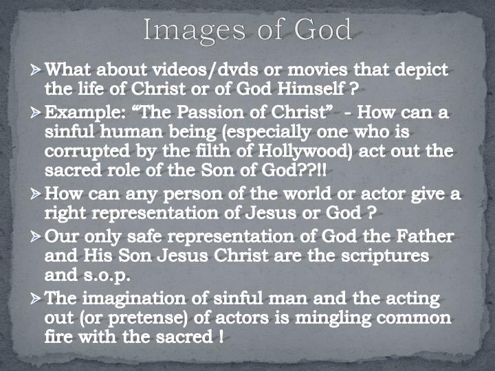Images of God