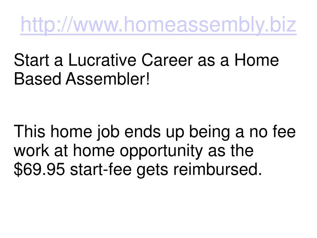 http://www.homeassembly.biz