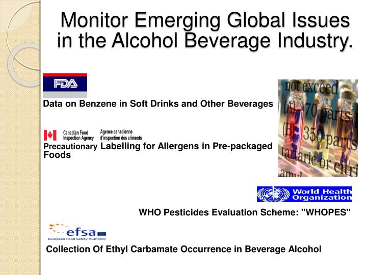 issues about liquor industry in philippines Based on their financials, most firms manufacturing alcohol products and listed in the philippine stock exchange have shown a drop in sales, as prices went up as ra 9334 was applied san miguel brewery inc reported a 9-percent drop in the volume of sales in 2013 to 204 million cases, from 225 million.