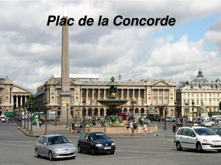 Plac de la Concorde