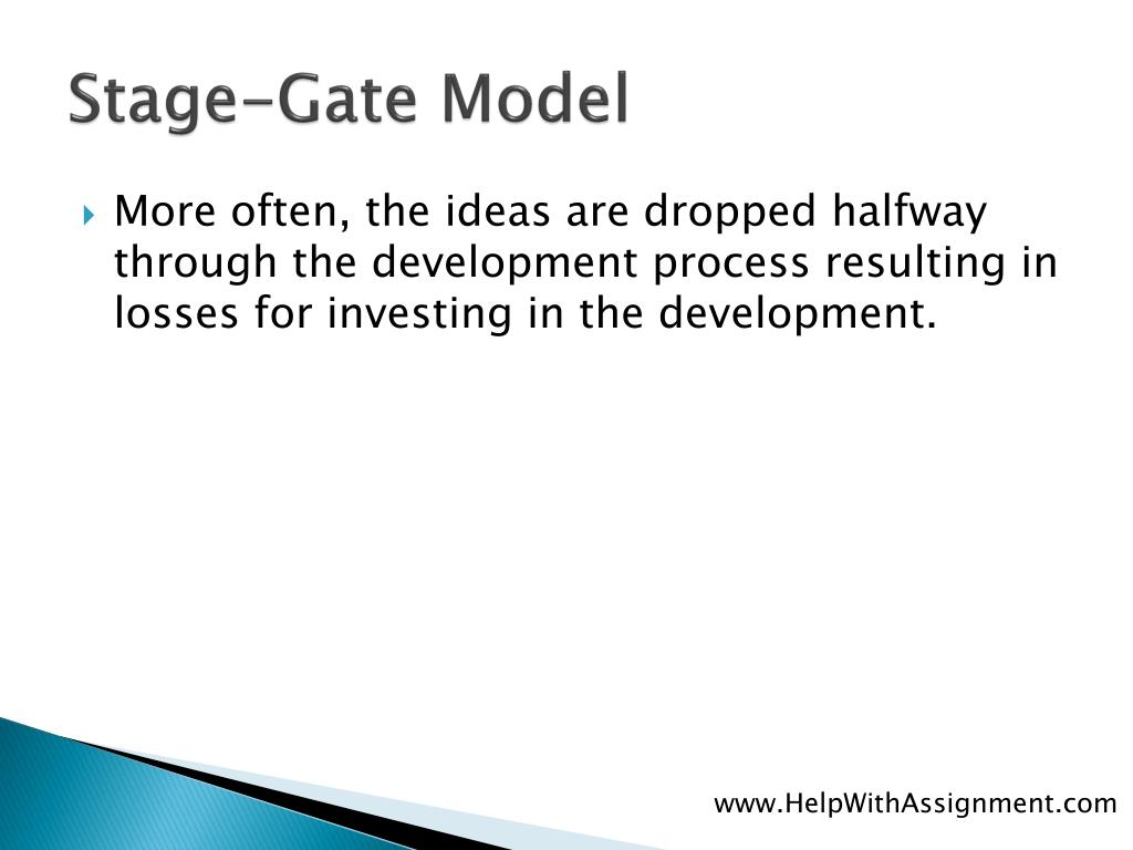 Stage-Gate Model