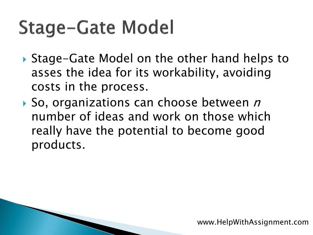 Stage-Gate Model