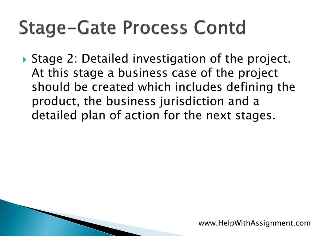 Stage-Gate