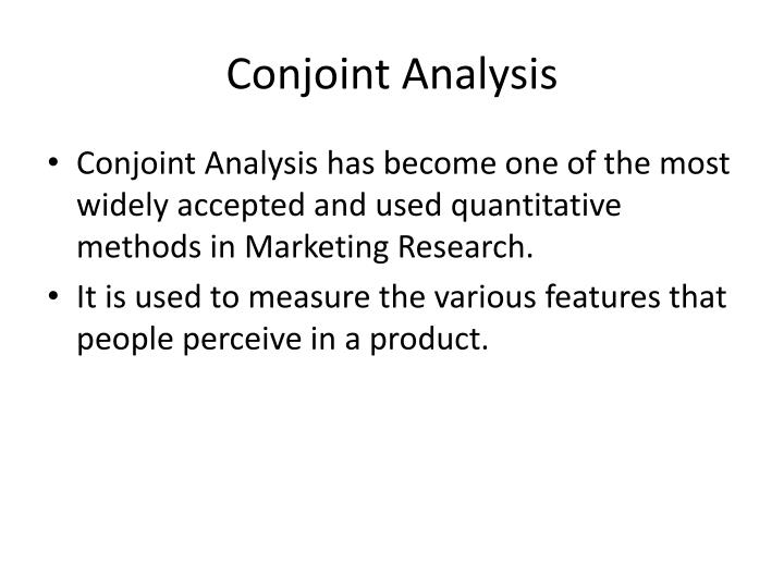 Conjoint analysis l.jpg