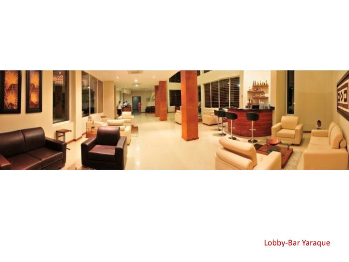 Lobby-Bar Yaraque
