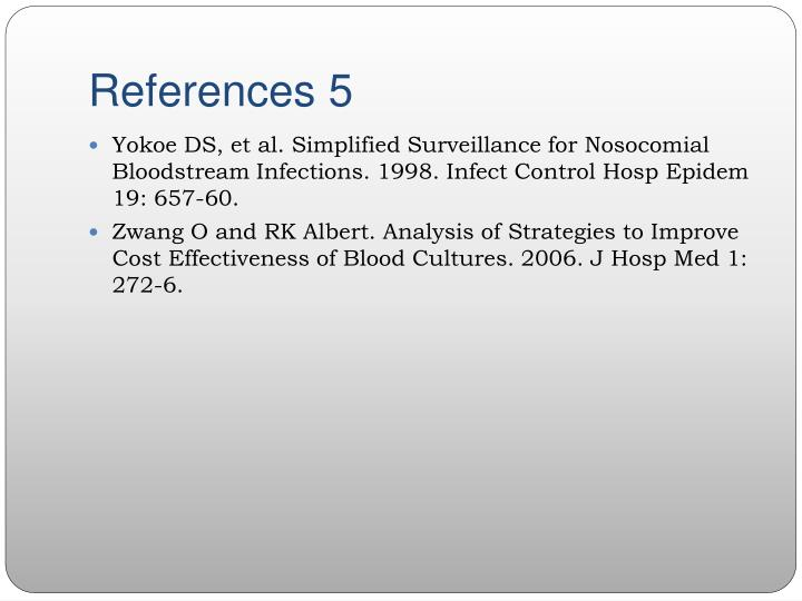 References 5