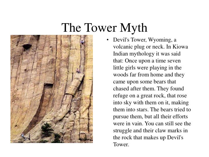 The Tower Myth