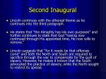 second inaugural4
