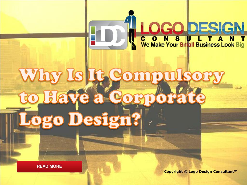 Why Is It Compulsory to Have a Corporate Logo Design?