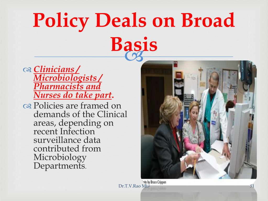 Policy Deals