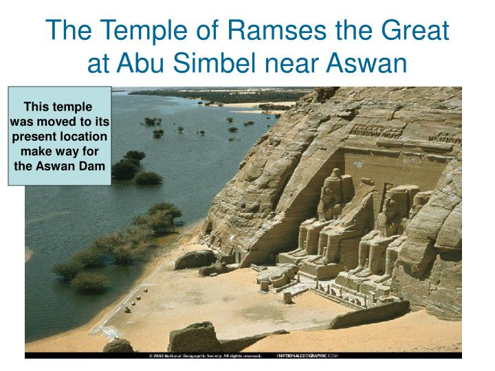 The Temple of Ramses the Great