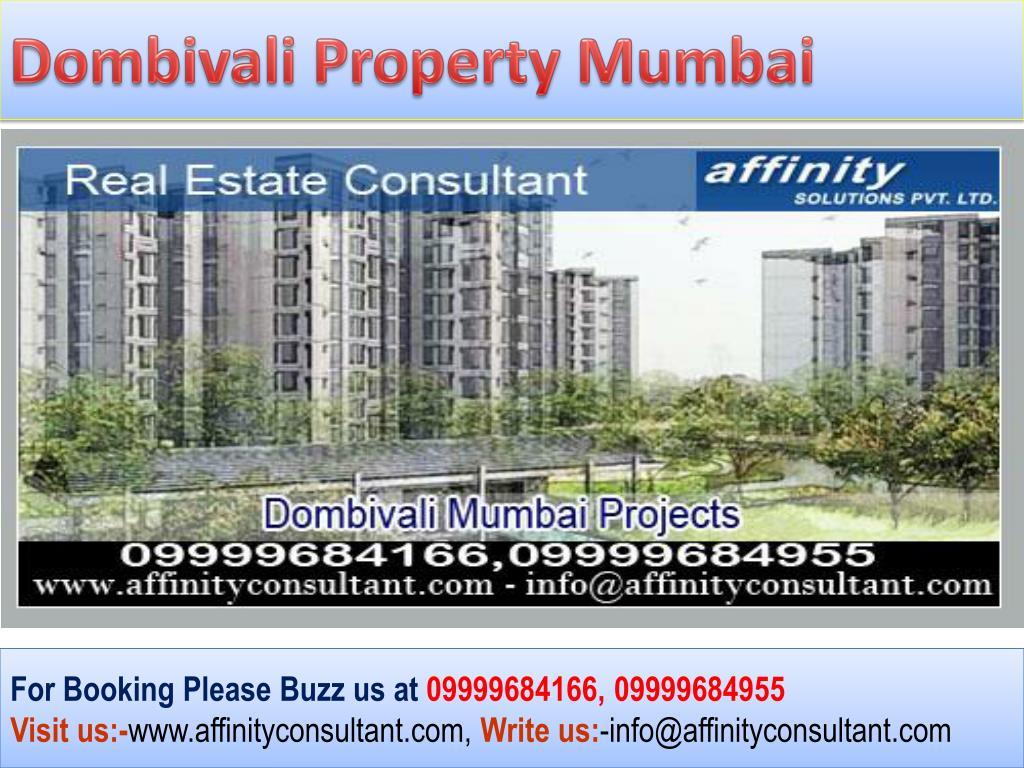 Dombivali Property Mumbai