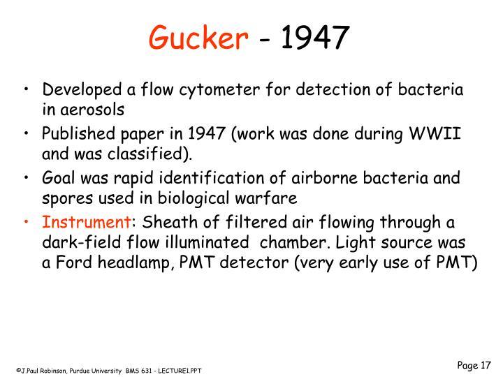 Gucker