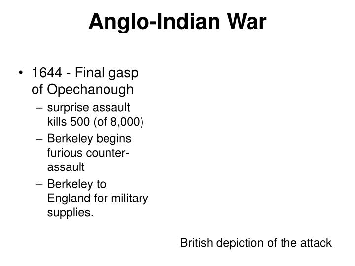 Anglo-Indian War