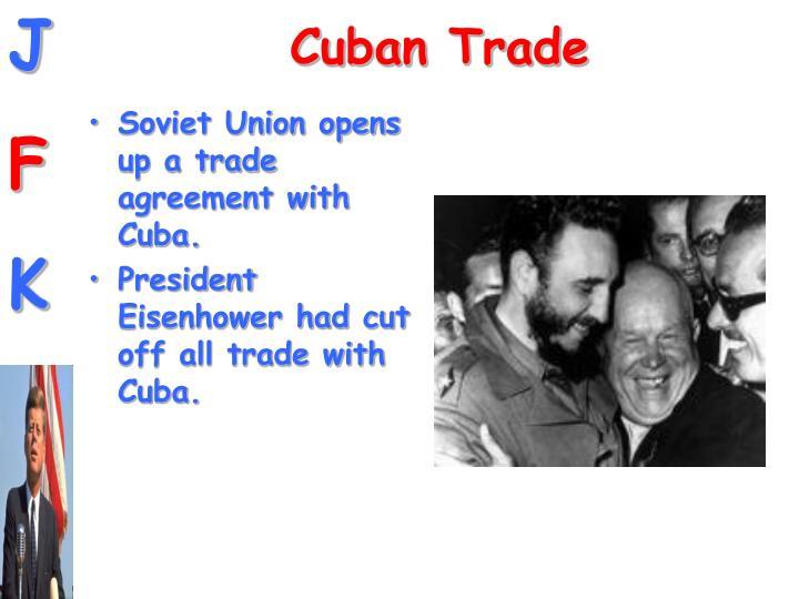 Cuban Trade