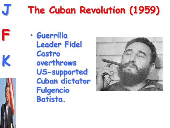The Cuban Revolution (1959)