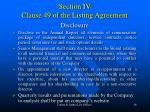 section iv clause 49 of the listing agreement7