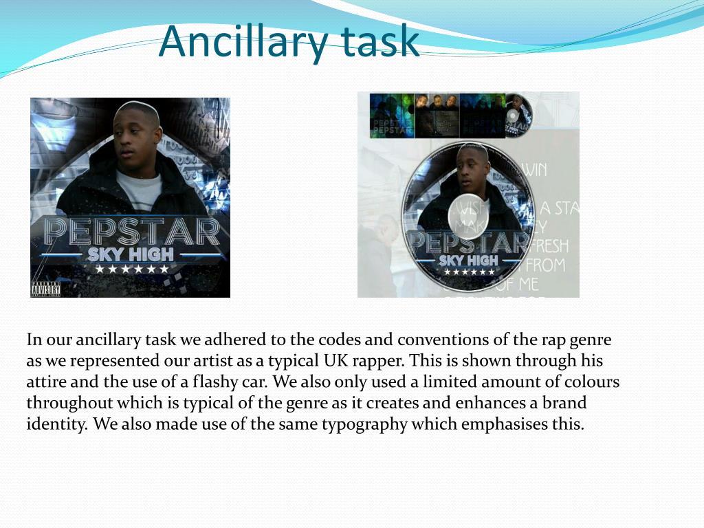 Ancillary task