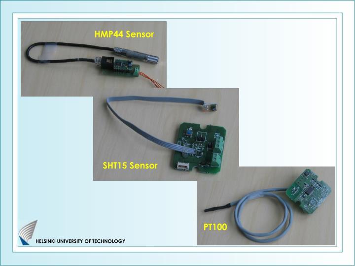 HMP44 Sensor