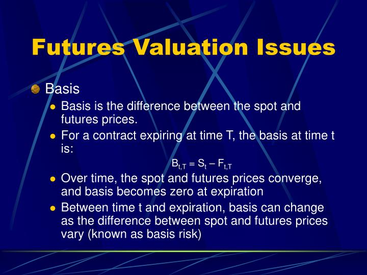 Difference between stock options and stock futures