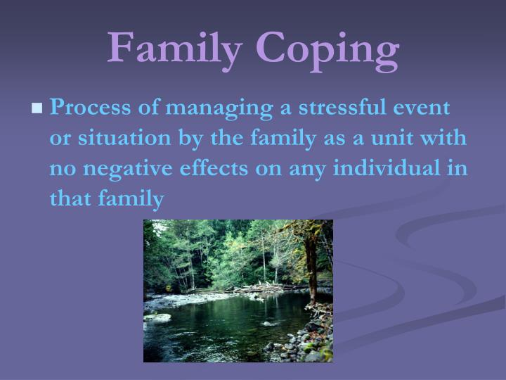 Family Coping