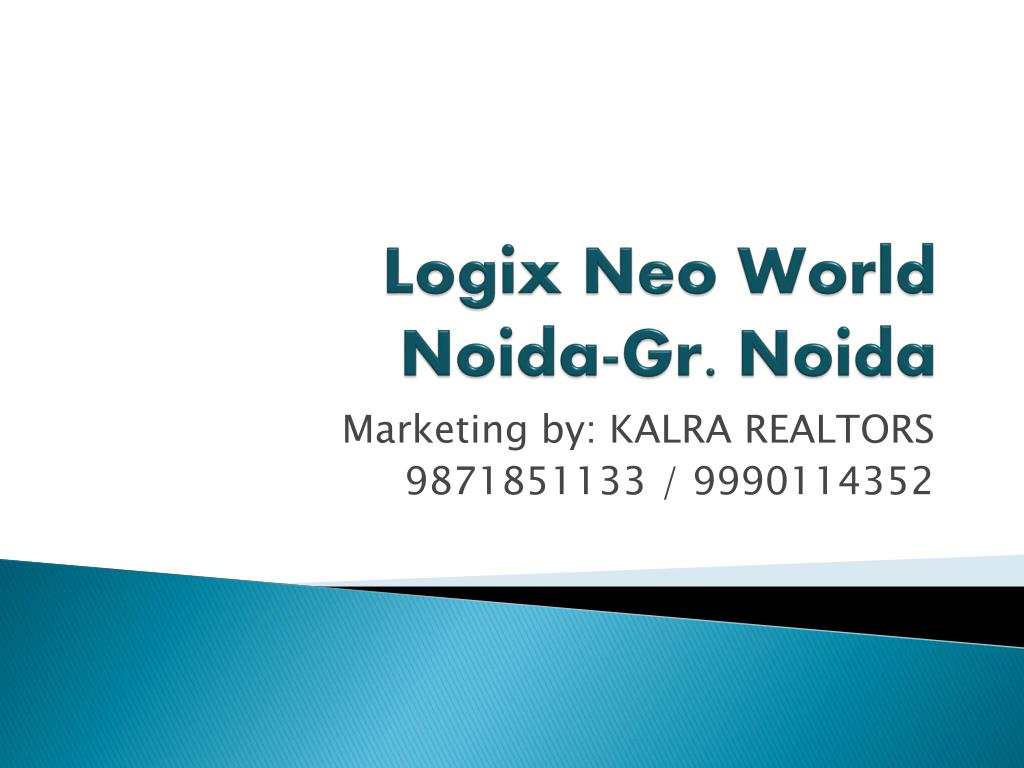Logix Neo World