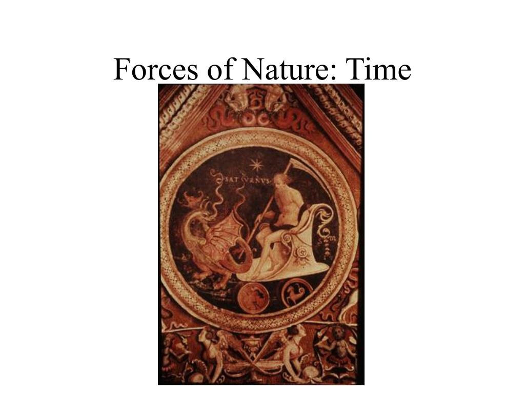 Forces of Nature: Time