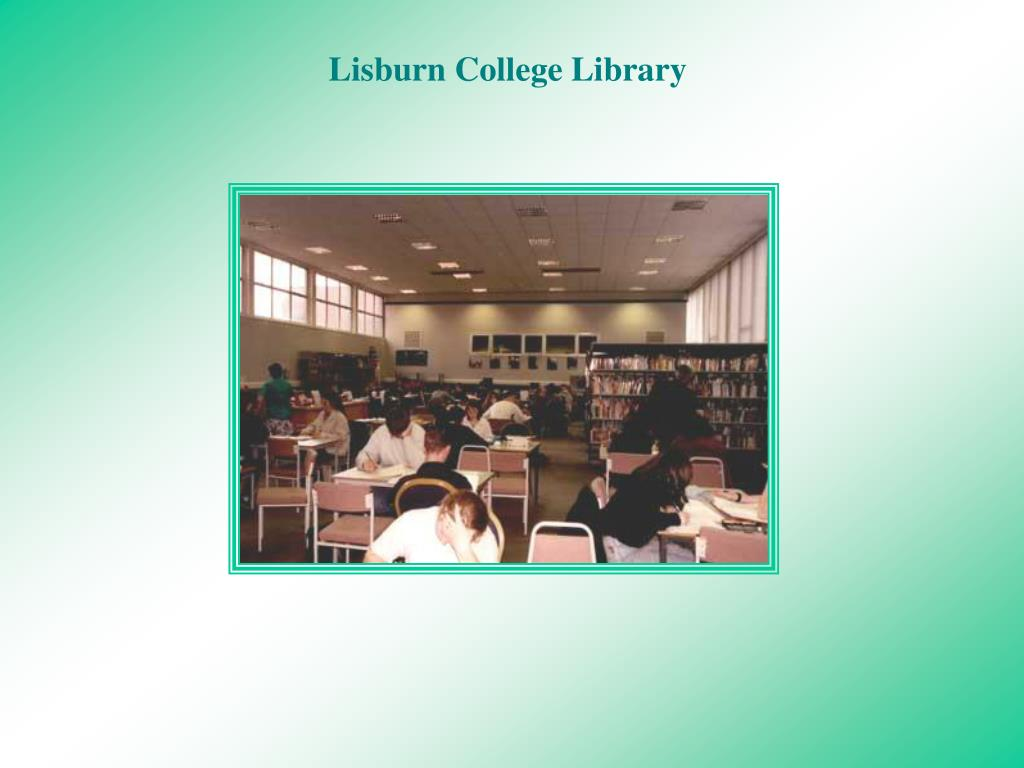 Lisburn College Library