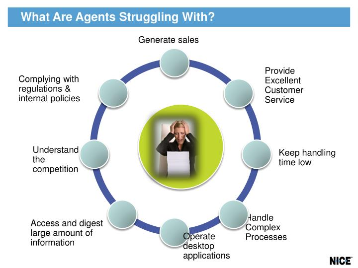 What Are Agents Struggling With?
