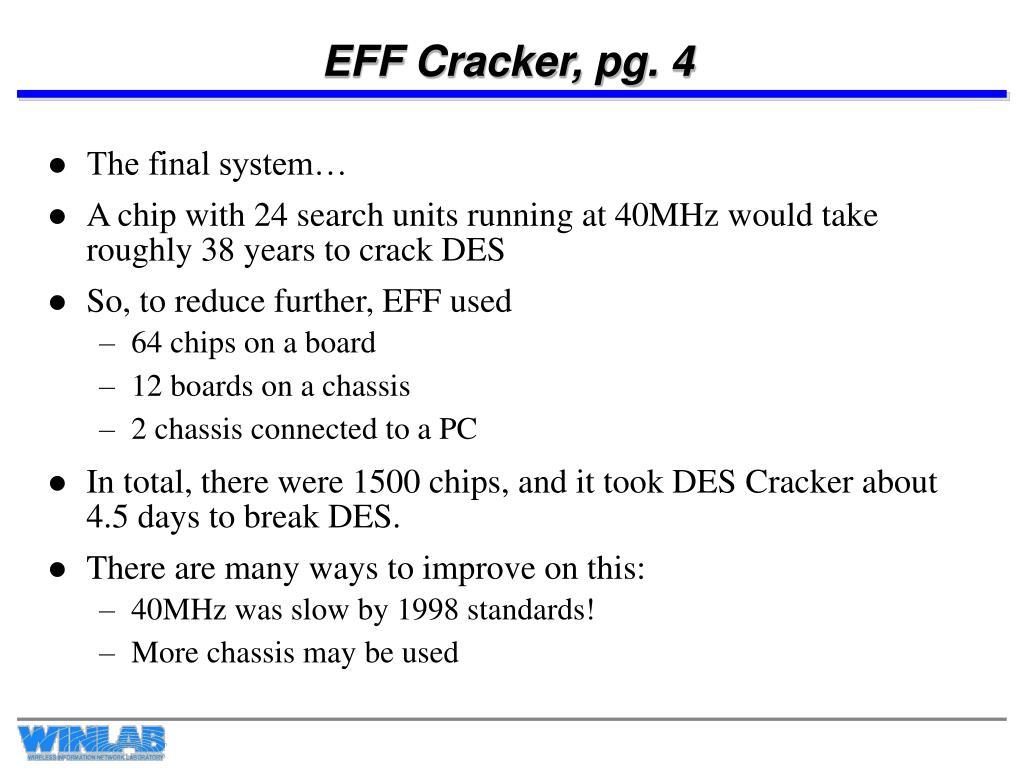 EFF Cracker, pg. 4