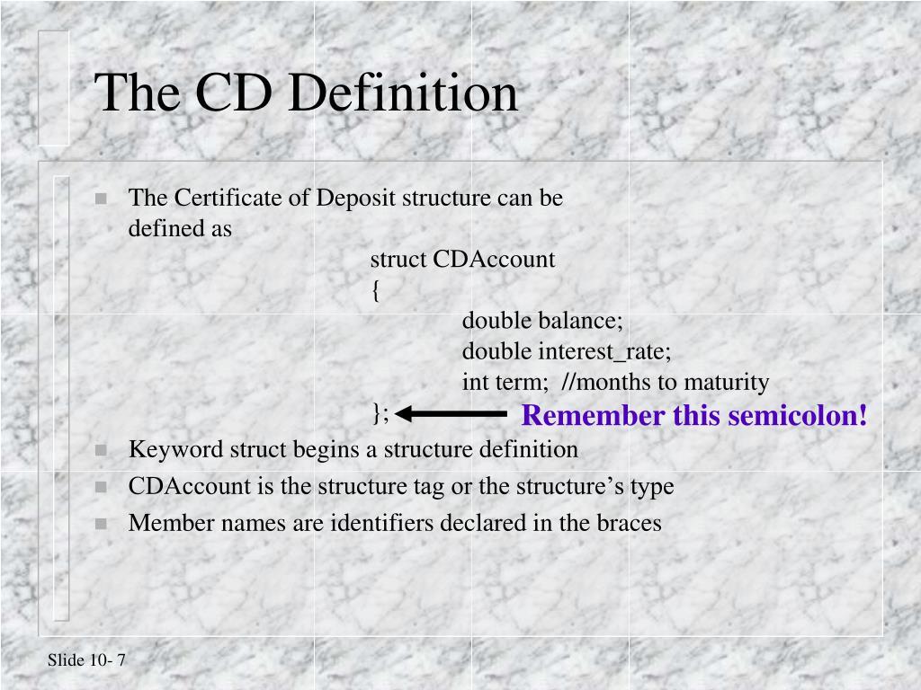 Remember this semicolon!