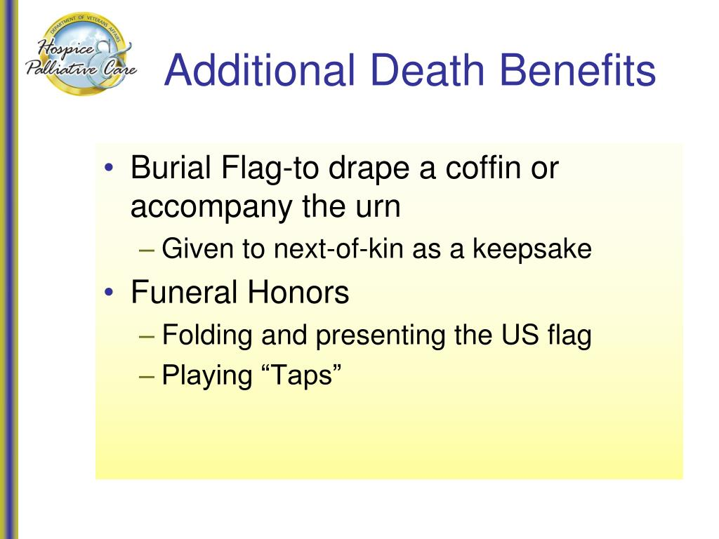 Additional Death Benefits
