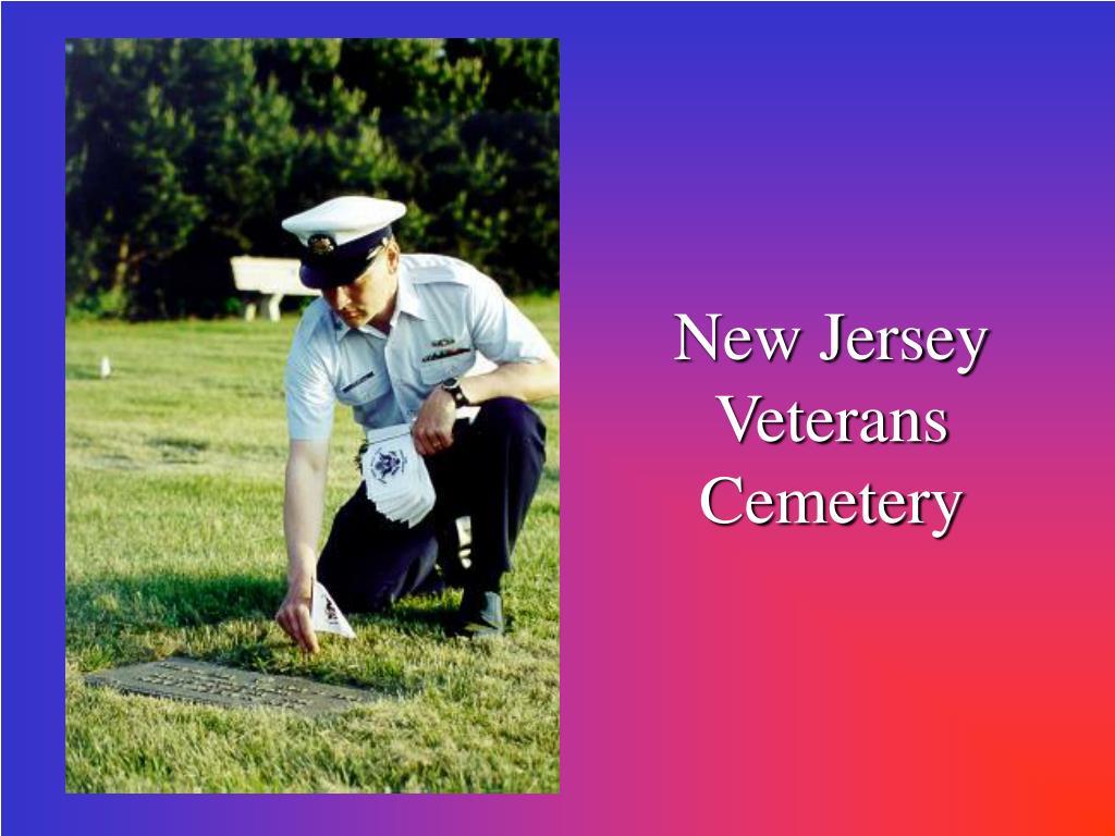 New Jersey Veterans Cemetery