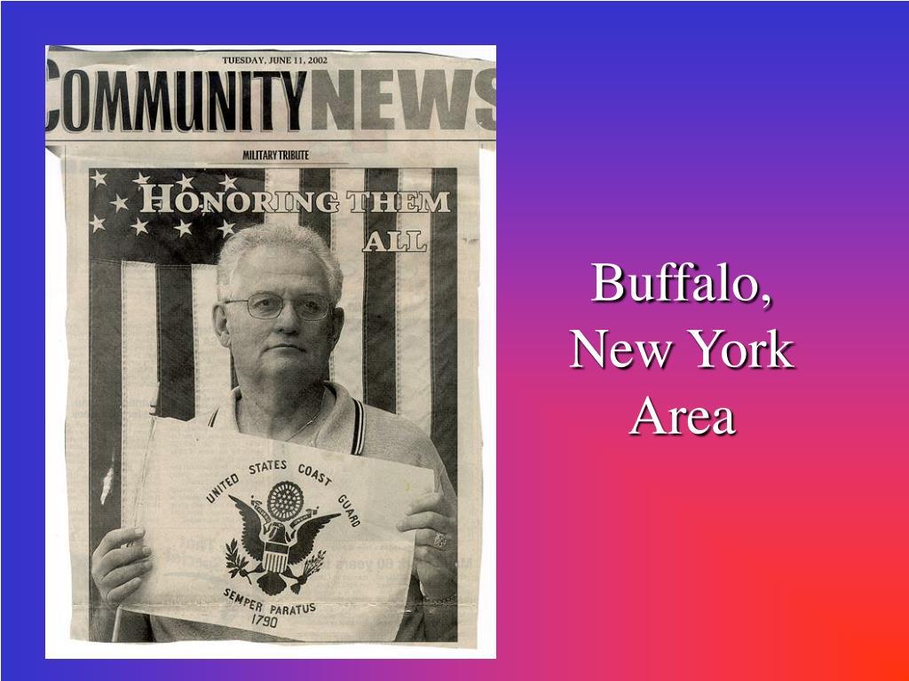 Buffalo, New York Area