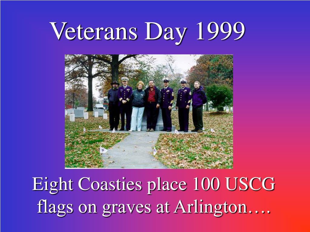 Veterans Day 1999