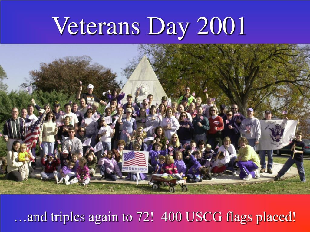 Veterans Day 2001